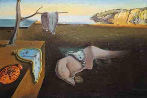 Dali - La persistance de la mémoire - 1931