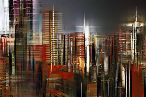 Hong Kong Projections I_(c) Sabine Wild, www.lumas.fr.jpg