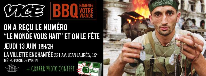 Barbecue-Vice