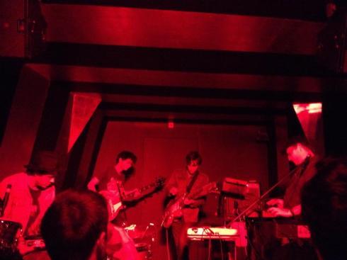 Zombie Zombi en live le 19 juin
