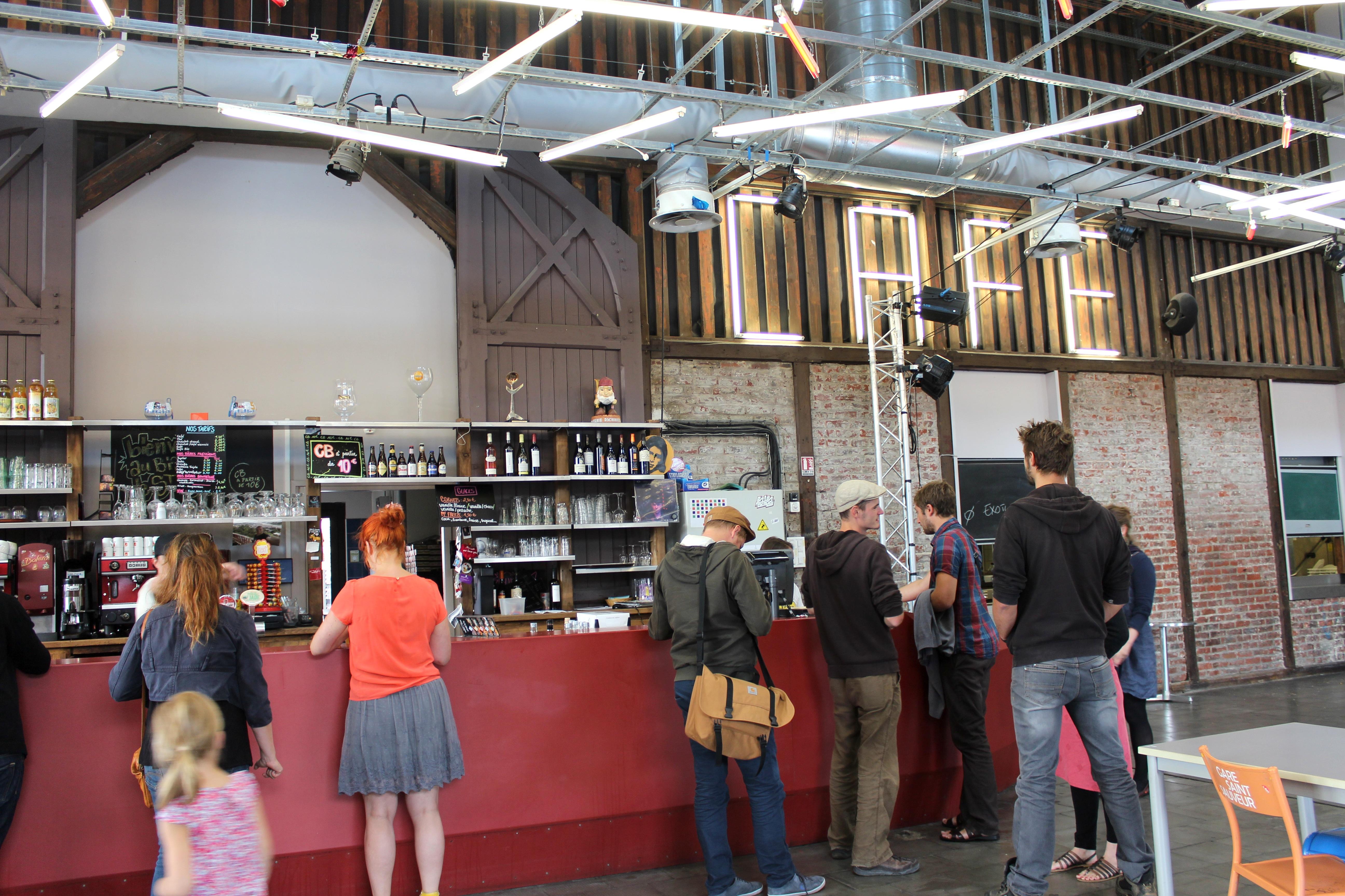 Restaurant Gare Saint Sauveur Lille